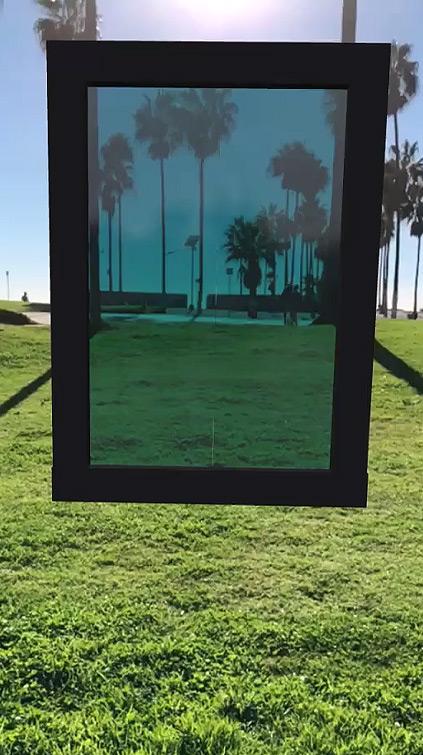 Filtre Snapchat Portail Galerie