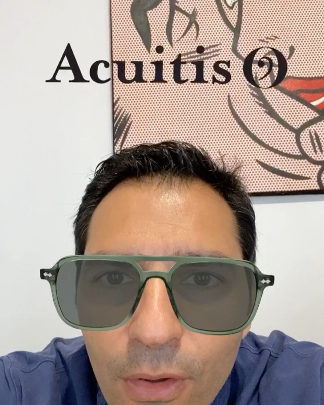Nouvelle création de filtre en Réalité Augmentée pour La Maison Acuitis - Optique et Audition - #instalens #instagramfilters #lunettesdesoleil #optique #solaire #acuitis New Instagram Filter creation for Acuitis - Optical & Hearing System #sunglasses #glasses @acuitis_officiel @papafitgym