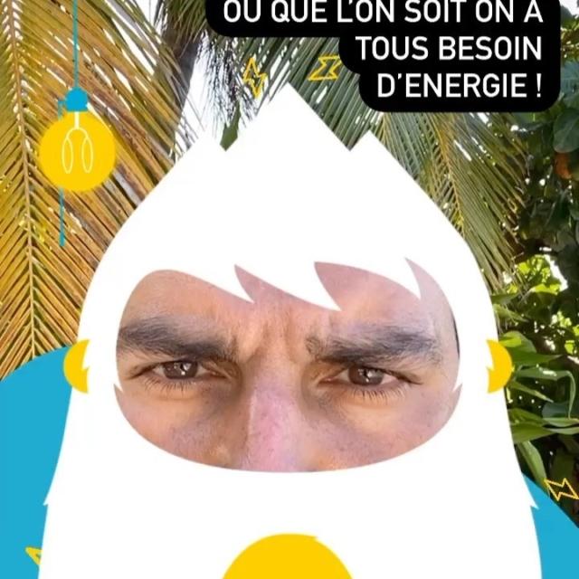Nouvelle création de filtre Instagram pour Yéli @yeli.fr avec l'agence @agencehulahoop #filtreinstagram #ar #augmentedreality #sparkarcreator #design #digitalcontent #creative #energy #yeti