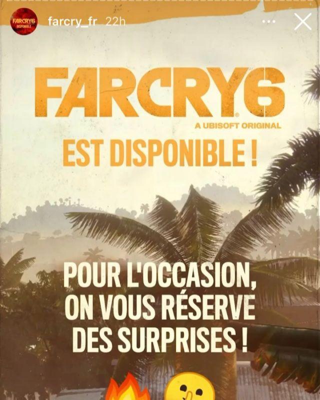 Réalisation du filtre Instagram «Souvenirs de Yara» pour la promotion du jeux video @ubisoft Far Cry 6. Vous pouvez tester le filtre sur @farcry_fr #farcry6 #ubisoft #filtre #ar